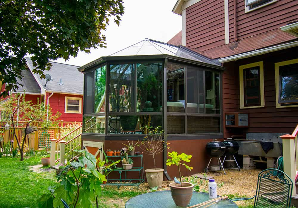 Conservatory Sunroom Addition Madison WI