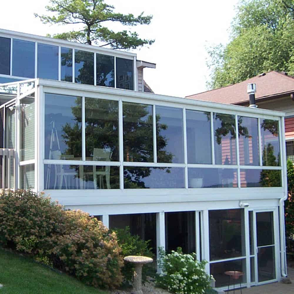 Studio Sunroom Addition Madison WI 2