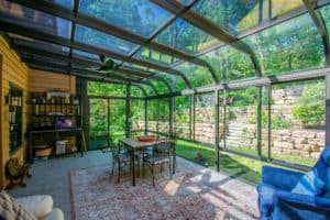Beautiful Sunroom in Madison WI Interior 1