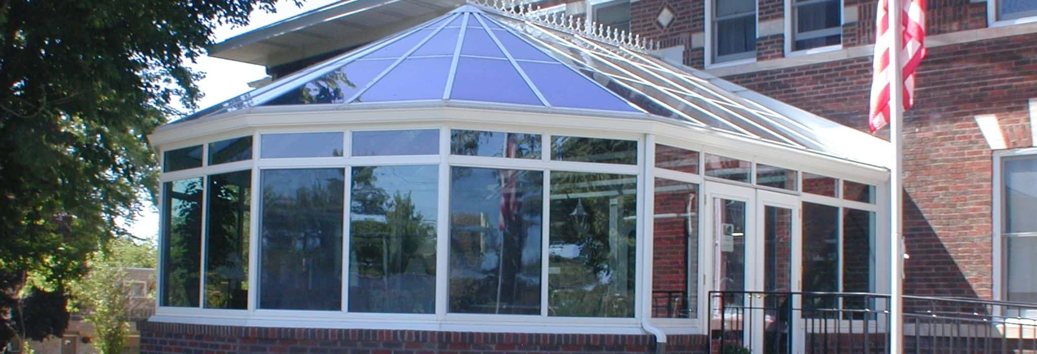 Commercial Awnings and Window Tinting Madison WI 1