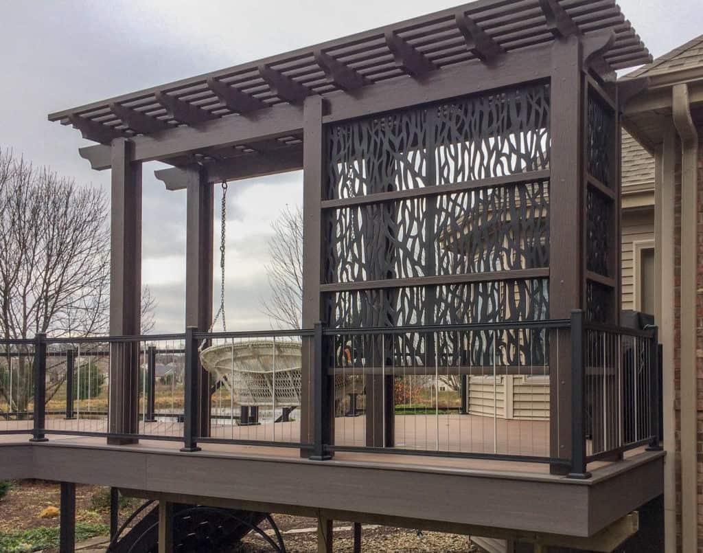 Pergolas Madison Flawless Installation