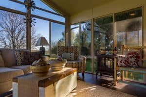 Three Season Sunroom Madison Interior 4