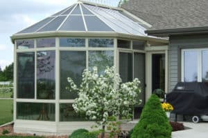 Tinted Windows Sunroom in Madison Exterior 3