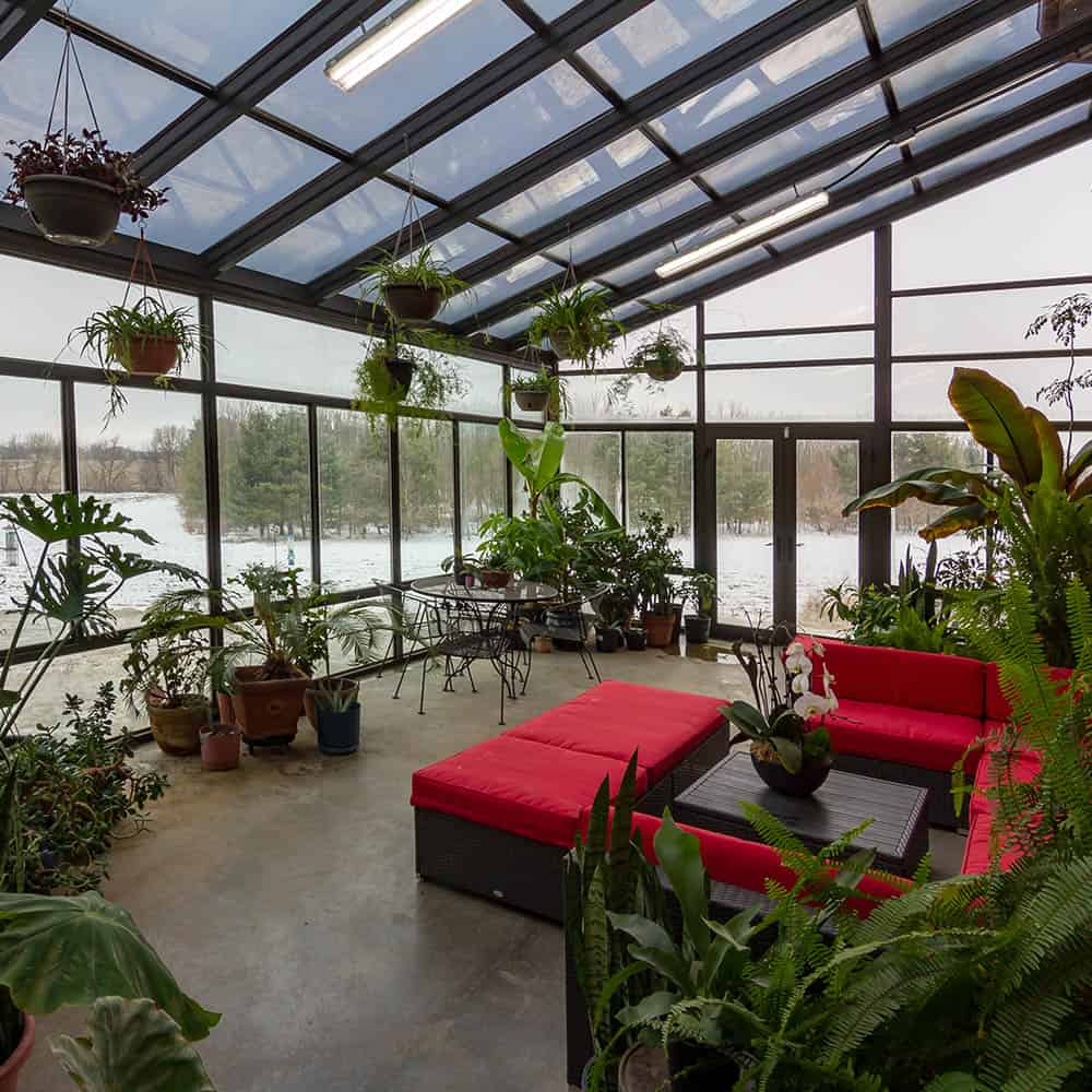 Greenhouse Studio Sunroom in Madison WI 2B