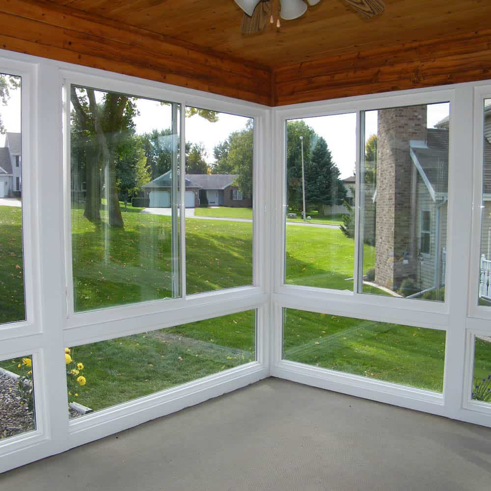Porch Enclosures and Conversions in Madison WI
