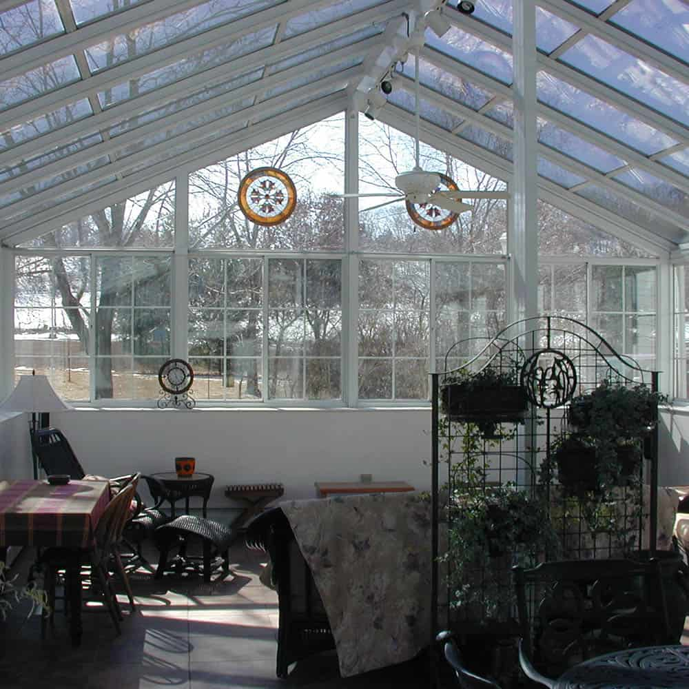 Three and All Season Cathedral Sunroom Madison WI