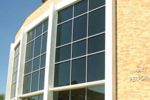 Commercial Window Tint Madison WI Llumar Exterior