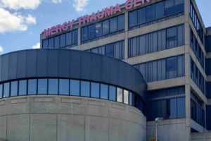 Commercial Window Tint Madison WI Mercy Hospital