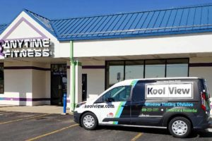 Commercial Window Tinting Madison WI Anytime Fit
