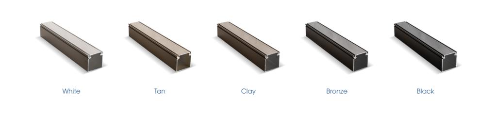 Porch Conversions Memory Vinyl Windows Color Dots